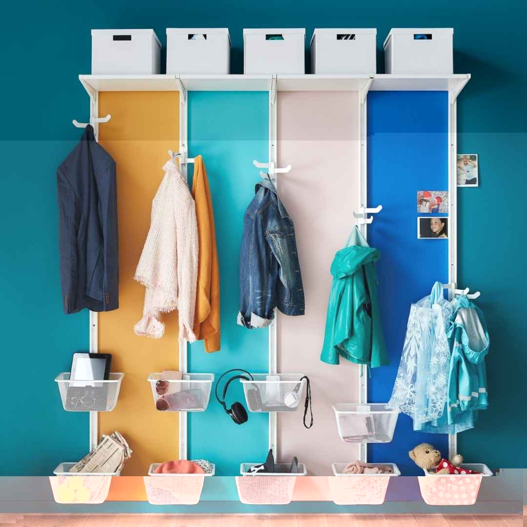 Home Organization for Separated Parents