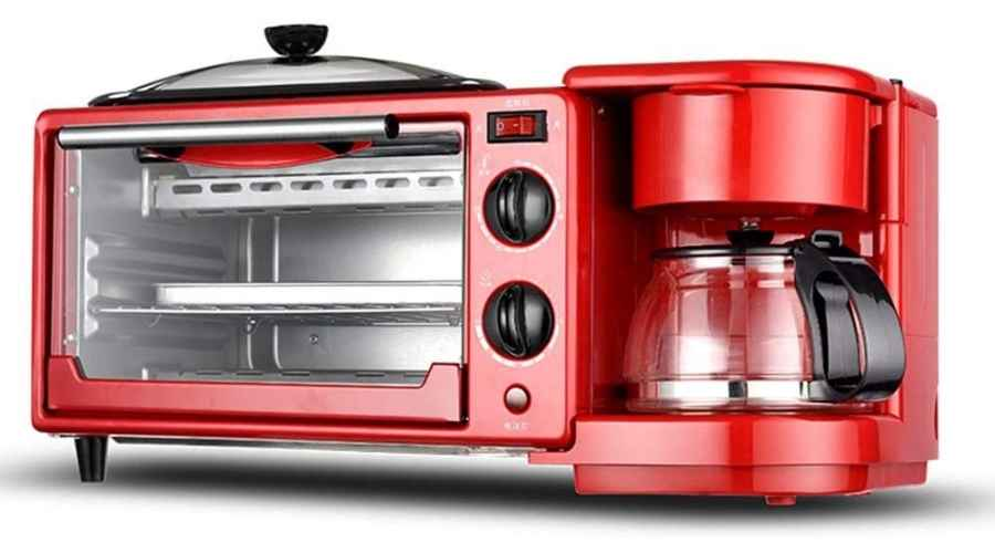 Multifunction breakfast machine
